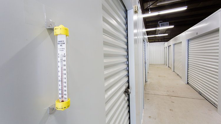 Climate Control Self Storage