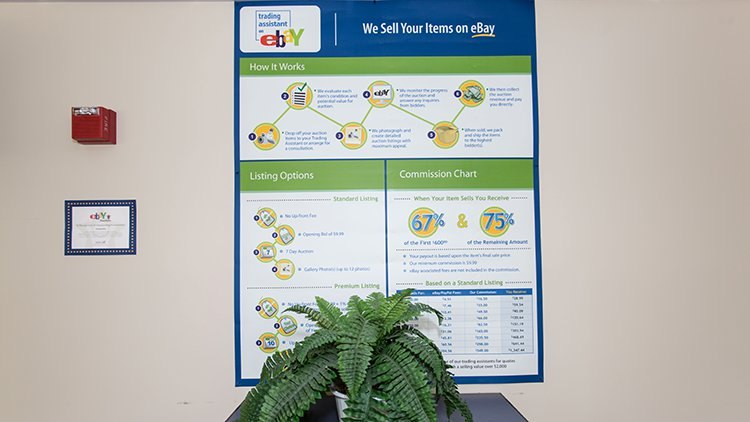 Sell on eBay at Stor-It-All in Litchfield CT