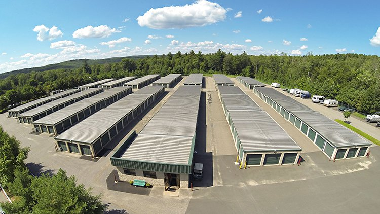 All-Star Self Storage Facility in Torrington CT